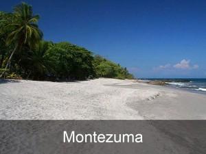 montezuma-bestemmingen