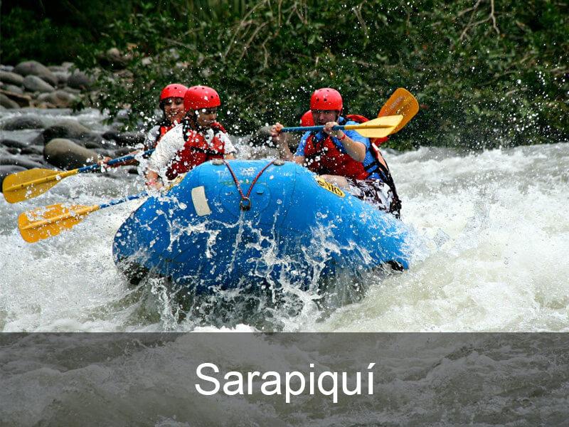 sarapiqui-bestemmingen