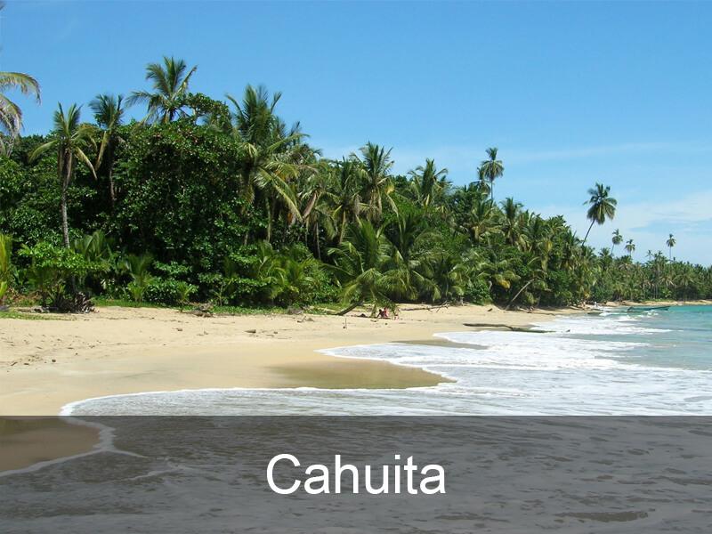 cahuita-bestemmingen