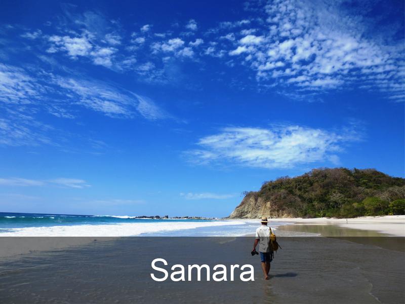 samara-bestemmingen